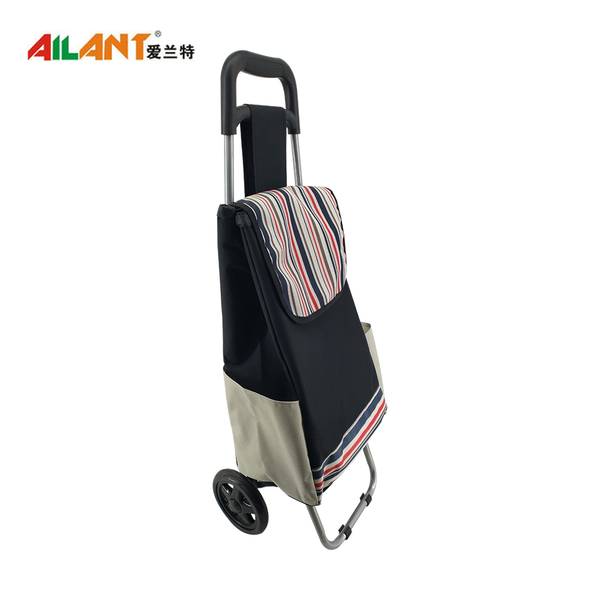The extra pocket  shopping trolley ELD-C304-12
