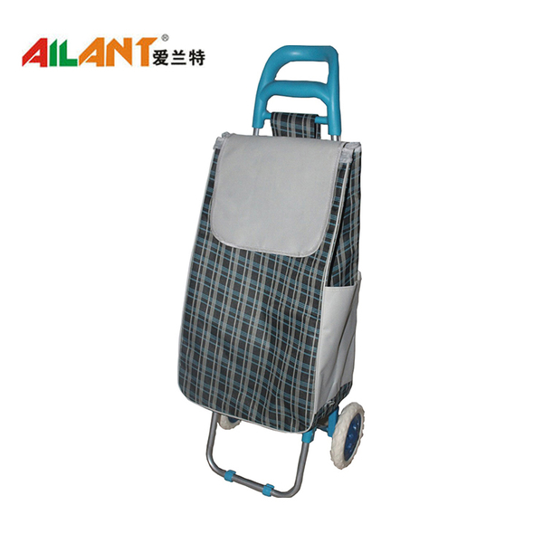 The extra pocket  shopping trolley ELD-C401-4