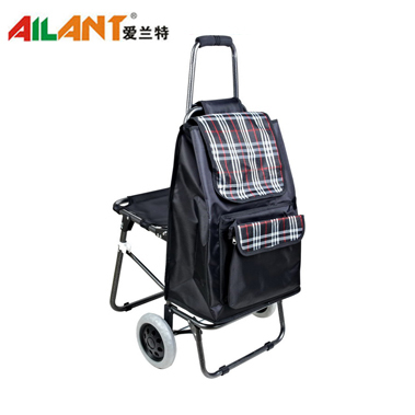 Multifunctional shopping trolley ELD-E101
