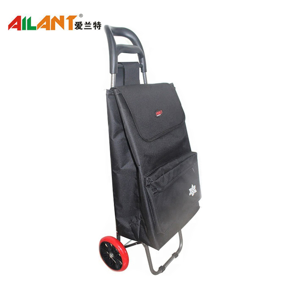The extra pocket  shopping trolley ELD-C401-9