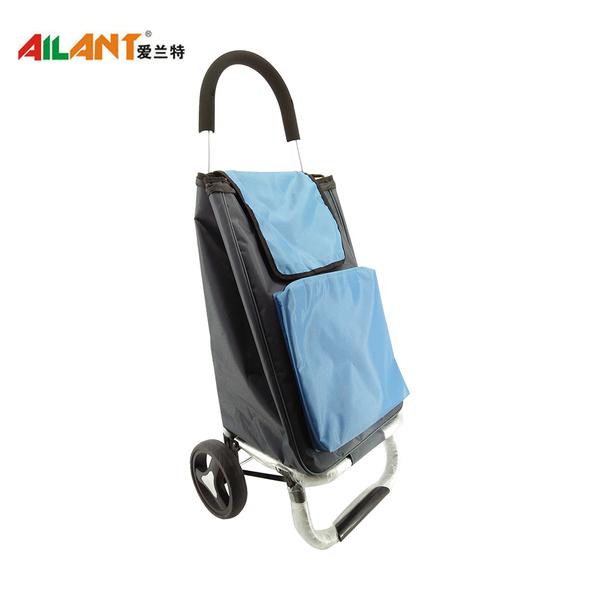 Alu alloy shopping trolley ELD-L101-1