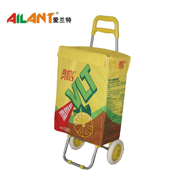 Promotional shopping trolley ELD-S402-1