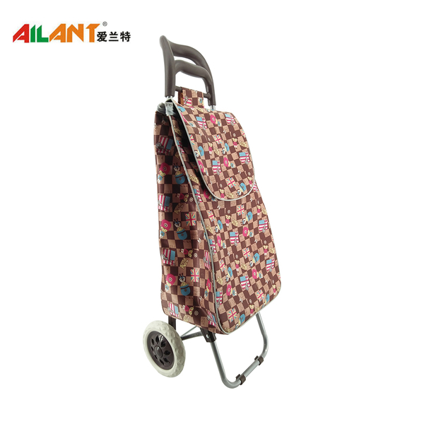 Normal style shopping trolley ELD-B301