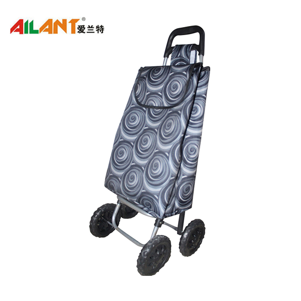 Four wheel  shopping trolley ELD-F103