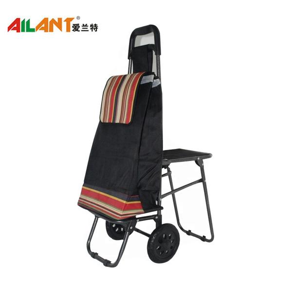 Multifunctional shopping trolley ELD-E105