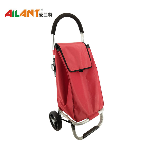 Foldable shopping trolley ELD-L102