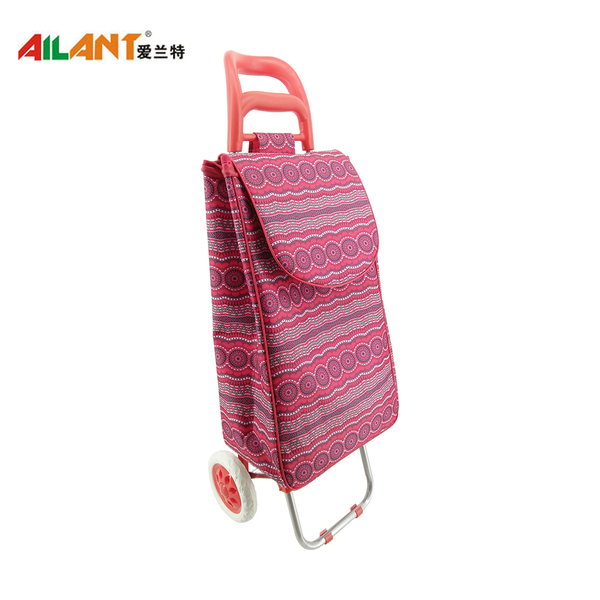 Normal style shopping trolley ELD-B302