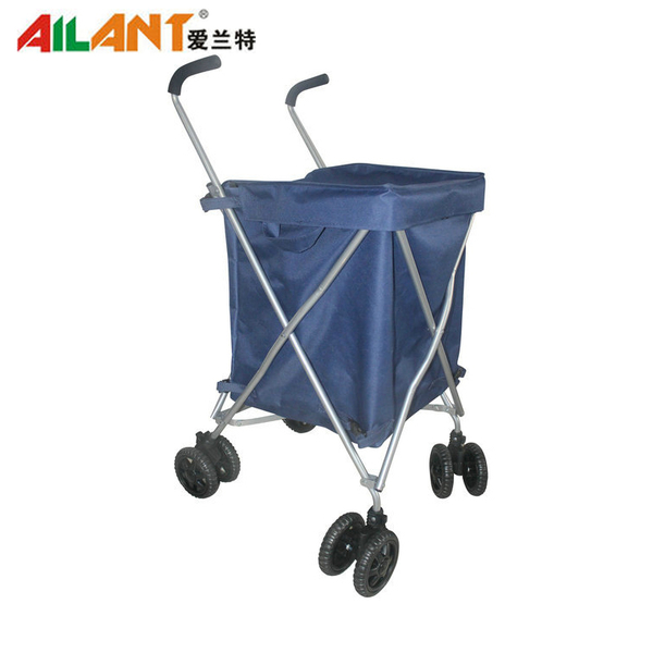 Four wheel  shopping trolley ELD-F104