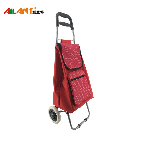 The extra pocket  shopping trolley ELD-C301-7