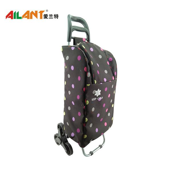 Multifunctional shopping trolley ELD-C204-4