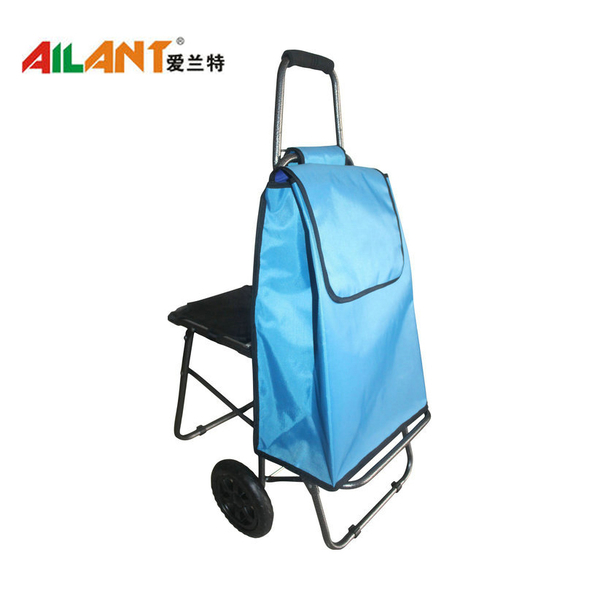 Multifunctional shopping trolley ELD-E106