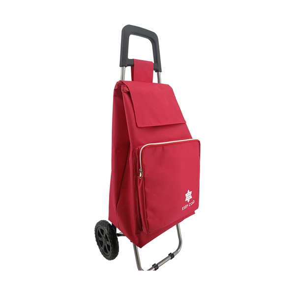 The extra pocket  shopping trolley ELD-C204-5