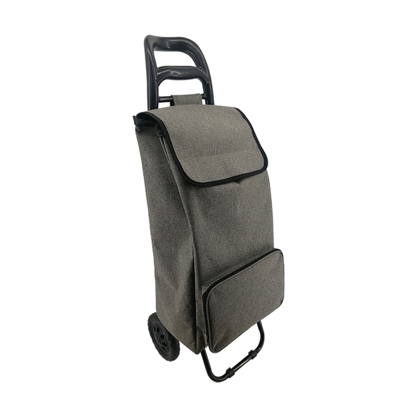 The extra pocket  shopping trolley ELD-B201-33