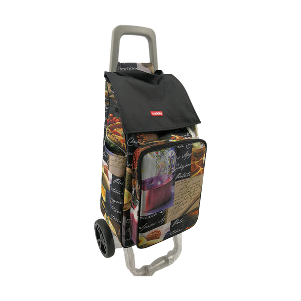 Normal style shopping trolley ELD-B304-5