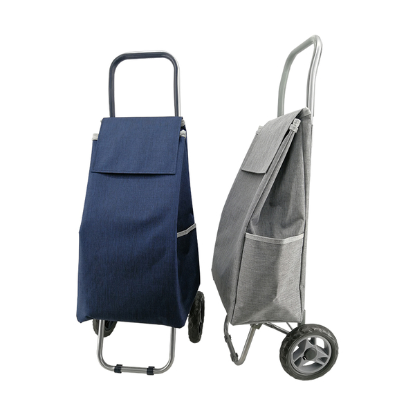 The extra pocket shopping trolley ELD-S403