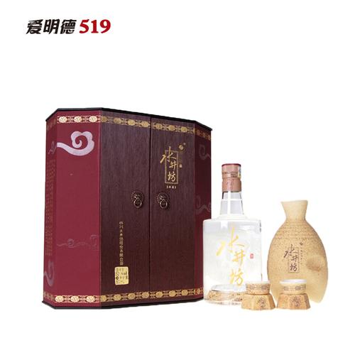 水井坊祥云礼盒-