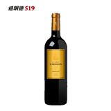 龙船庄园灵气干红葡萄酒