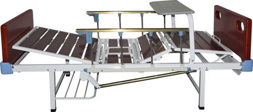 木板床头三折床-d6642qs