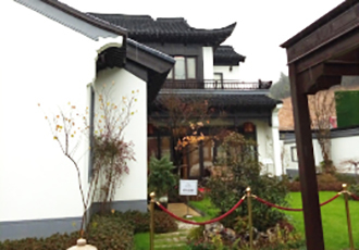 Zhuji Wuxie Verona Manor Phase II Ancient Building Project
