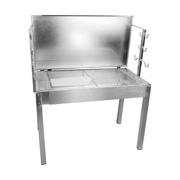 二折大白皮爐帶蓋 BBQ5250-145G