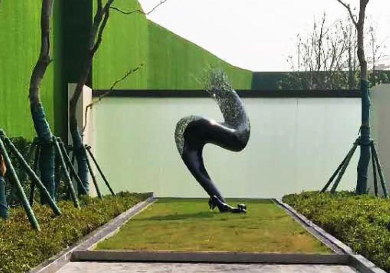 玻璃钢雕塑的制作流程