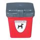 LY-G-FRP084/玻璃钢垃圾桶-435X345X620mm