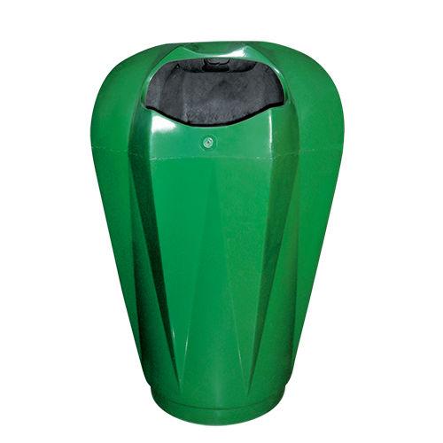 LY-G-FRP067/玻璃钢果皮箱-ф920x(H)650mm