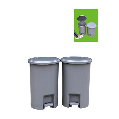 LY-S14A-048/塑料垃圾桶-290X375X350mm