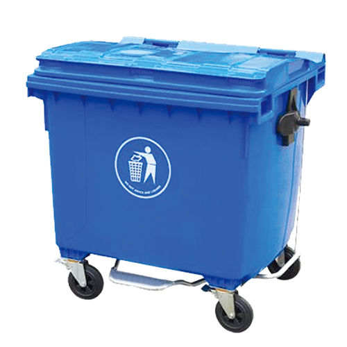 LY-S660A-012/塑料垃圾桶-1290X1030X1200mm