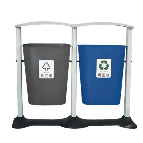 LY-S50D-028/塑料垃圾桶-645X430X480mm