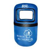 LY-G-FRP017/玻璃钢果皮箱 -ф560x(H)900mm