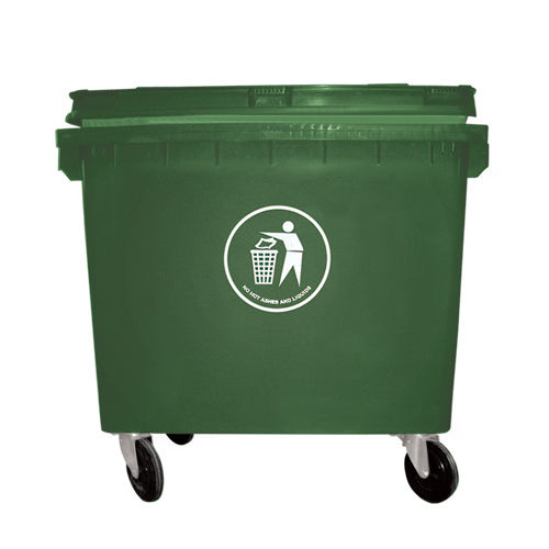 LY-S1100-014/塑料垃圾桶-1235X1335X1200mm