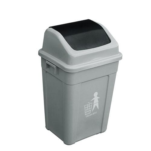 LY-S20C-040/塑料垃圾桶-360X260X490mm