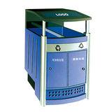 LY-HW014/户外果皮箱 -(L) 800x(W)400x(H)900mm