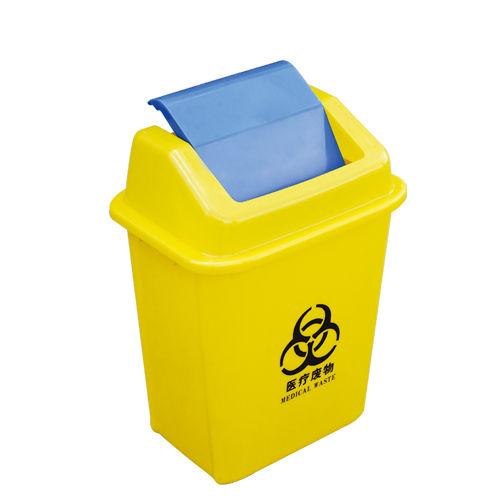 LY-S25B-036/塑料垃圾桶-365X310X455mm