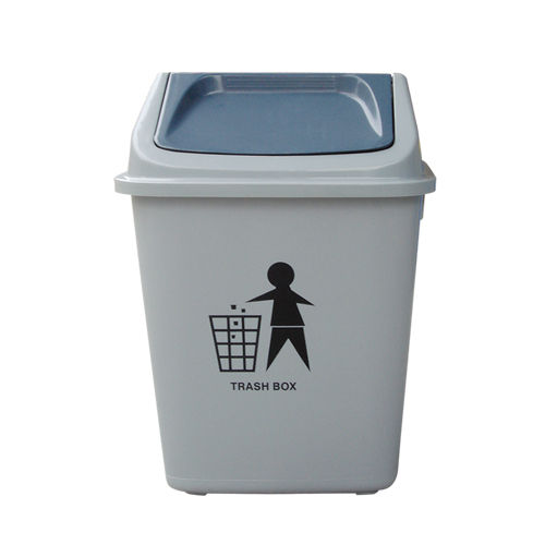 LY-S60A-022/塑料垃圾桶-460X330X595mm