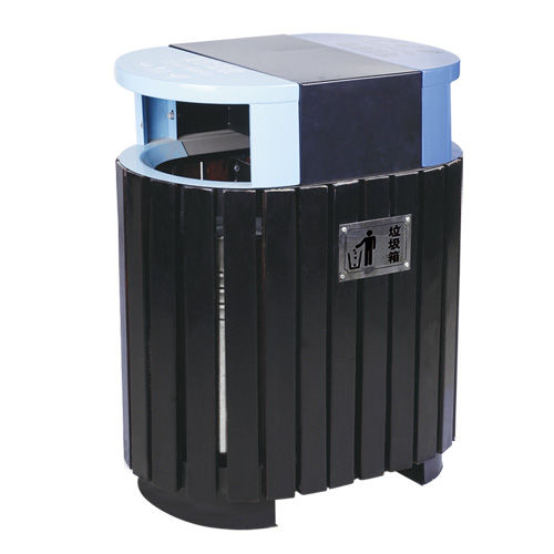LY-GM016/钢木果皮箱-(L)720x(W)390x(H)940mm