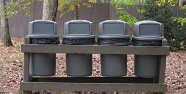 塑料垃圾桶的概况