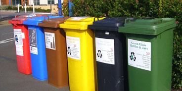 塑料垃圾桶的清洁优势