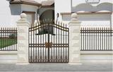 庭院门庭院护栏 -BS-6017