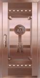 私人定制真铜别墅门 -BS-8047