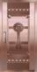 私人定制真铜别墅门-BS-8047