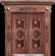 防爆铸铝门-BS-5013