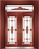 私人定制豪华非标门 -9062拼接精品花(准红铜)