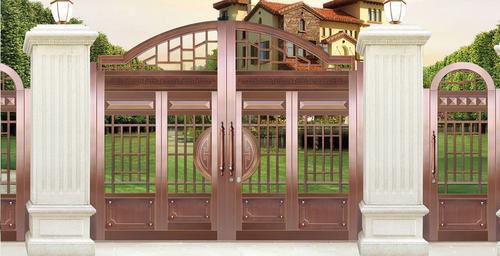 庭院门庭院护栏-BS-001