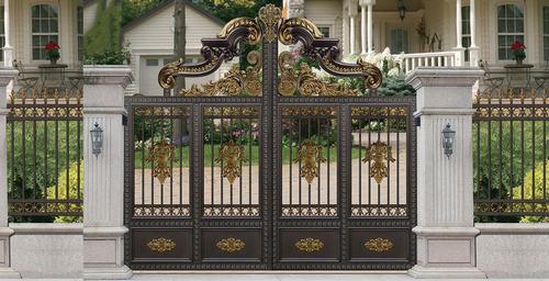 庭院门庭院护栏-BS-6002
