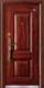高端私人定制艺术安全门-霸尊