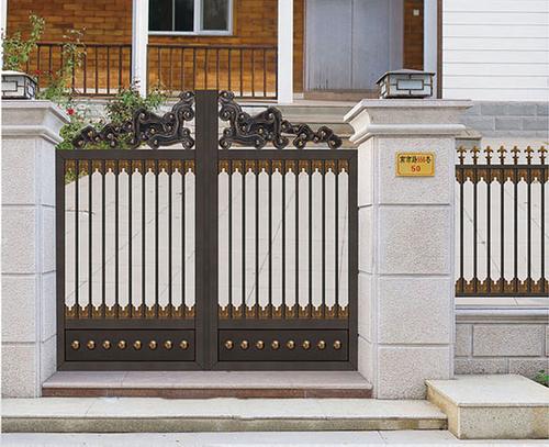 庭院门庭院护栏-BS-6008