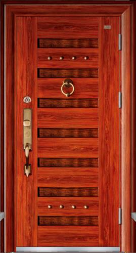 高端私人定制艺术安全门-霸守