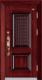 高端私人定制艺术安全门-甲帝名门